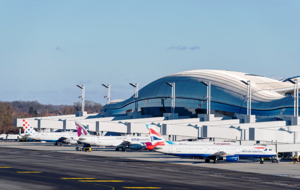Zagreb Airport Vizit Travel Services